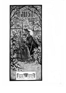 Фантазия на темы из оперы 'Фауст' Гуно, Op.35: Для фортепиано by Жозеф Лейбах
