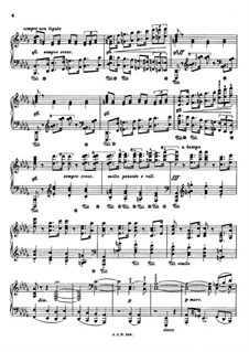 Sonate inaugurale, Op.9: Для фортепиано by Дирк Шёфер