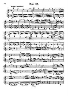 Двенадцать маленьких дуэтов для двух скрипок, Op.38: Дуэт No.12 by Жак-Фереол Мазас