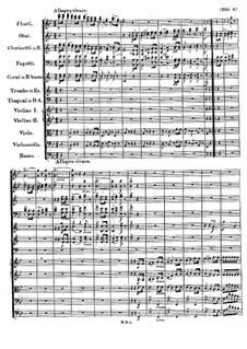 Симфония No.5 ре мажор 'Реформаторская', Op.107: Часть II by Феликс Мендельсон-Бартольди