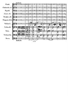 Симфония No.5 ре мажор 'Реформаторская', Op.107: Части III, IV by Феликс Мендельсон-Бартольди