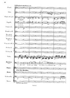 Первая Вальпургиева ночь, Op.60: No.3-9 by Феликс Мендельсон-Бартольди