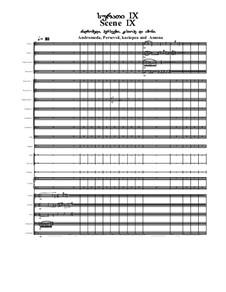 Andromeda's Adventure, Op.18: Scene IX by Nino Janjgava