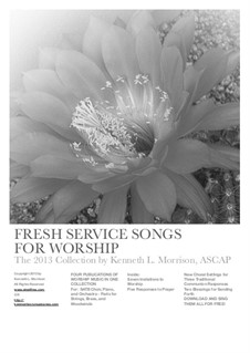 Fresh Service Songs for Worship: Fresh Service Songs for Worship by Ken Morrison