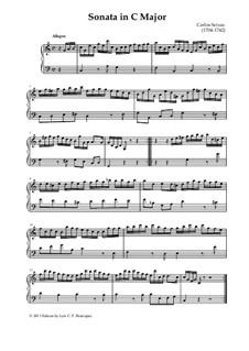 Sonata: Sonata by Карлос Сейхас