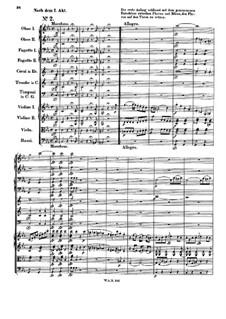Тамос, король Египта, K.345: No.2-5 by Вольфганг Амадей Моцарт
