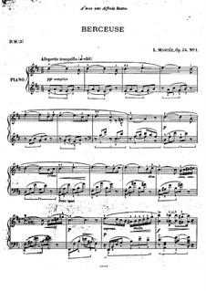 Scènes Intimes, Op.24: No.1 Berceuse by Леопольдо Мигес