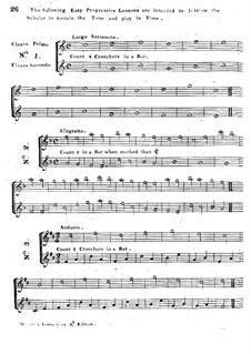 Школа игры на немецкой флейте: Часть II by Тебальдо Монцани