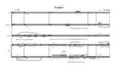 Trio No.12 for Voice, Flute, Bass Clarinet, Sounding Bowl and Piano, MVWV 324: Trio No.12 for Voice, Flute, Bass Clarinet, Sounding Bowl and Piano by Maurice Verheul