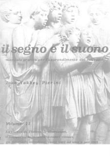Signs and Sounds: Green solfeggio book (volume III) by Joan Yakkey