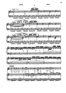 Фурии, к вам взываю: Для голоса и фортепиано by Вольфганг Амадей Моцарт