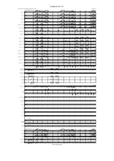 Symphony No.22: Symphony No.22 by Jordan Grigg