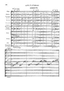 Вся опера: Акт IV Картина I by Жак Оффенбах
