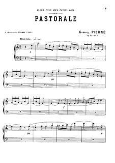 Album pour mes petits amis, Op.14: Сборник by Габриэль Пьерне