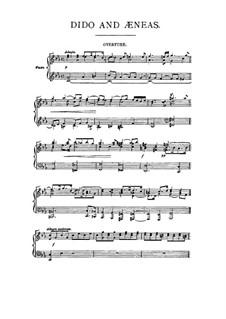 Вся опера: Клавир с вокальной партией by Генри Пёрсел