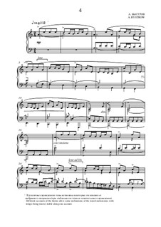 Мистерии, Том II: Пьеса No.4 by Александр Быстров
