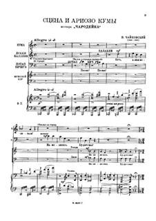 Чародейка, TH 9: Сцена и ариозо Кумы by Петр Чайковский