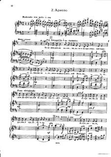 Москва, TH 69: No.2 Ариозо by Петр Чайковский