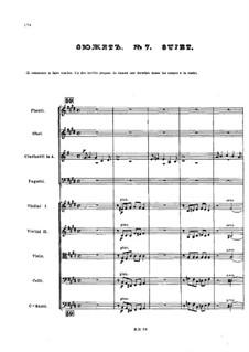 No.7 Сюжет: No.7 Сюжет by Петр Чайковский
