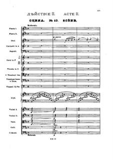 No.10 Сцена: No.10 Сцена by Петр Чайковский
