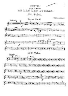 Версия A: Партия первой валторны by Петр Чайковский