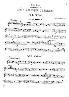 Версия A: Партия третьей валторны by Петр Чайковский
