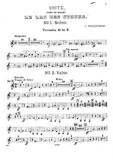 Версия A: Партия второй трубы by Петр Чайковский
