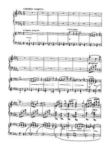 Концерт для фортепиано с оркестром No.1 си-бемоль минор, TH 55 Op.23: Клавир by Петр Чайковский