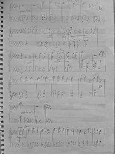 Весенняя новость, Op.1: Весенняя новость by Анастасия Лю