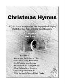 Christmas Hymns: Christmas Hymns by folklore, Генри Смарт, Unknown (works before 1850), Richard Storrs Willis, Gottfried Wilhelm Fink, Henry John Gauntlett