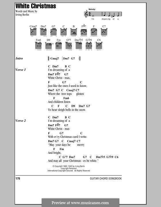 Piano-vocal version: Текст и аккорды by Ирвинг Берлин