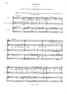 Zaïs, RCT 60: Акт IV by Жан-Филипп Рамо