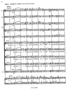 Вся опера: Пролог by Жан-Филипп Рамо