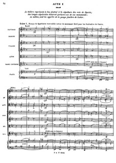 Вся опера: Акт I by Жан-Филипп Рамо