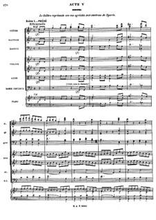 Вся опера: Акт V, Сцены I-IV by Жан-Филипп Рамо