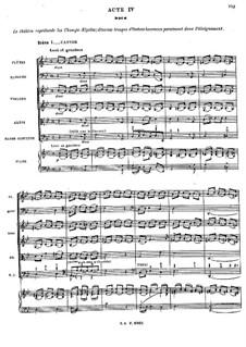 Вся опера: Акт IV by Жан-Филипп Рамо