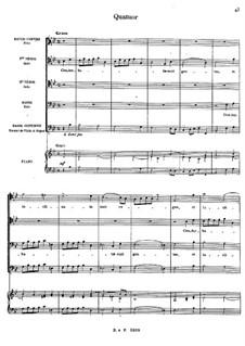 Deus noster refugium et virtus, RCT 13: No.6-10 by Жан-Филипп Рамо