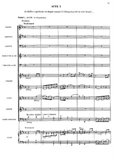 Ипполит и Арисия, RCT 43: Акт I by Жан-Филипп Рамо
