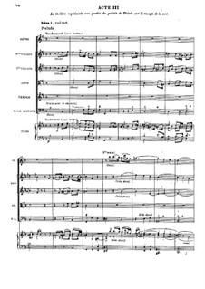 Ипполит и Арисия, RCT 43: Акт III by Жан-Филипп Рамо