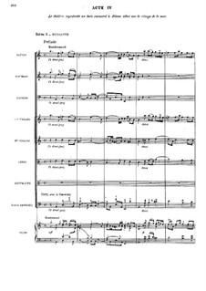 Ипполит и Арисия, RCT 43: Акт IV by Жан-Филипп Рамо