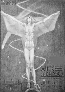 Suite de Danses. Danse No.3: Suite de Danses. Danse No.3 by Alfredo Berisso