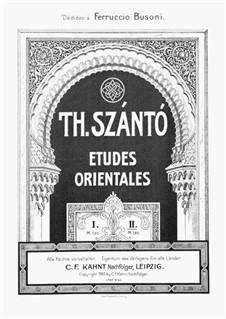Два этюда, Op.1: Этюд No.2 by Тивадар Санто