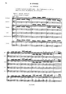 Торжества Полигимнии, RCT 39: Акт III, Сцены I-II by Жан-Филипп Рамо