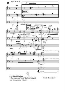 Piano Solo, Op.97 No.2: Piano Solo by John E. Zammitpace