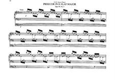 Три прелюдии и фуги, Op.99: No.3 ми-бемоль мажор by Камиль Сен-Санс