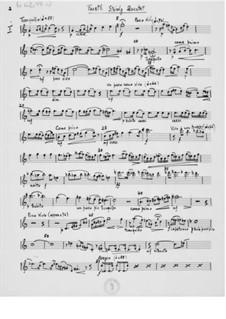 Струнный квартет No.4: Партии by Эрнст Леви