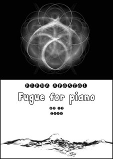 Fugue for piano, Op.13: Fugue for piano by Elena Apostol