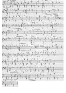 Колыбельная для классической гитары: Колыбельная для классической гитары by Andrei Krylov
