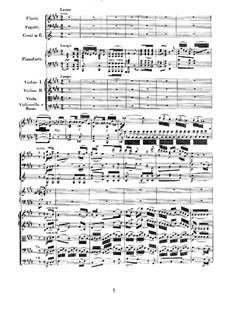 Концерт для фортепиано с оркестром No.3, Op.37: Часть II by Людвиг ван Бетховен