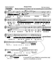 Chapeu Preto - Concertina e Acordeao: Chapeu Preto - Concertina e Acordeao by folklore